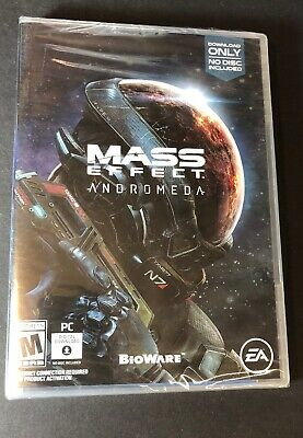 Mass Effect [ Andromeda ] (PC / NO Disc) NEW