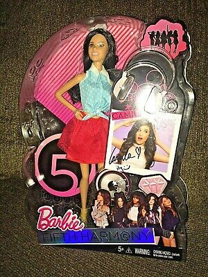 2014 Mattel ~ Fifth Harmony Barbie ~ Camila Cabello ~ NIP