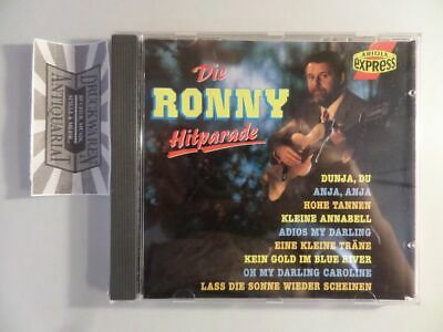 Die Ronny-Hitparade [Audio-CD]. Ronny and Various: