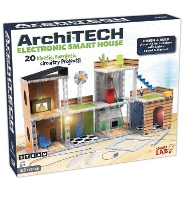 Smart Lab ArchiTech Electronic Smart House - STEAM