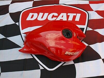 original Ducati Monster 821 1200 Kraftstofftank Fuel Tank 58612001CA