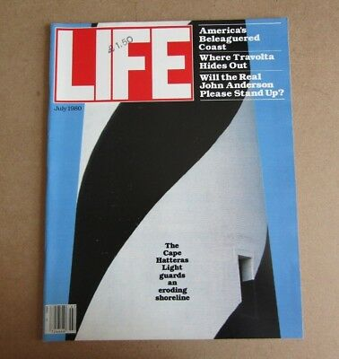 Life Magazine - July 1980 - See Images For Contents Page
