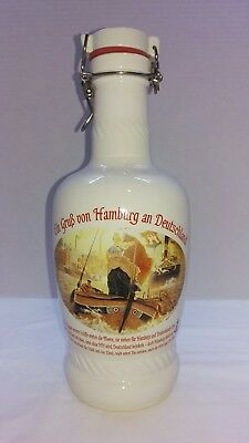 "13.5"" German Beer Bottle - Altenmunster Brauer Bier Guc"