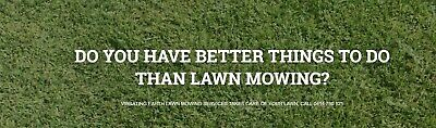 Lawn Mowing, Edging Services and Leaf Blowing - Sydney North West