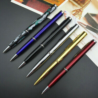 Tactical Ballpoint Pen With Survival Compass & Knife Steel Glass Breaker 1pc