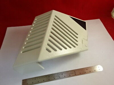 Leica Dmrb Plastic Cover Microscope Part As Is #4V-A-16