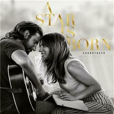 A STAR IS BORN Soundtrack feat. Lady Gaga & Bradley Cooper CD NEW