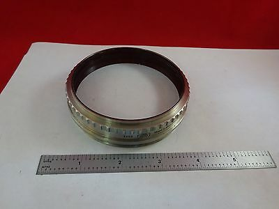 Carl Zeiss 3252 Germany Lens Microscope Part &52-A-09