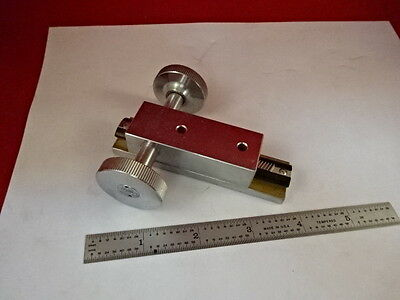 Japan Micrometer Height Adjustment Piece Microscope Part &79-33