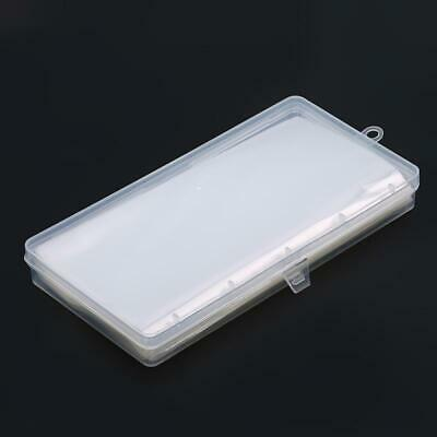 Storage Collection Box Album Banknote Holder Box With Clear Protection Film HD
