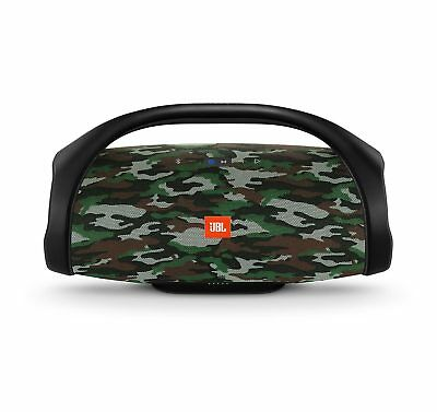 JBL Boombox (Open Box) Camouflage Portable Bluetooth Speaker