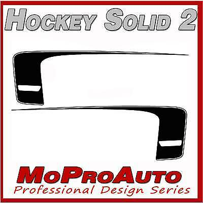 2012 2013 for Dodge Charger Hockey Quarter Panel Side Stripe Decal 3M Graphic