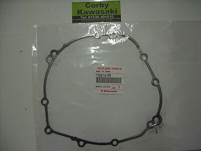 Kawasaki  Zx10R 06/07 Clutch Cover Gasket Genuine