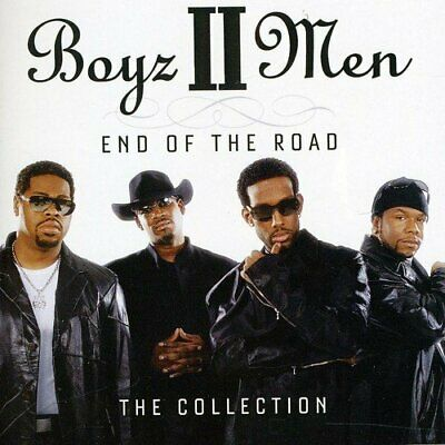Boyz II Men - End Of The Road The Collection [CD]