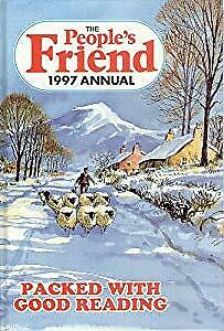 The Peoples Friend Annual 1997, , Used; Good Book