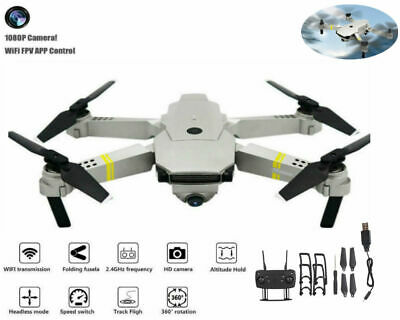 Drone X Pro 2.4g Selfi Wifi Fpv 1080p Camera Foldable Rc Quadcopter 4*batteries Cameras & Photo Other Rc Model Vehicles & Kits