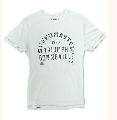 Mtss18809 Triumph Motorcycles Alonso Speed Tee