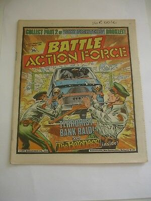 BATTLE ACTION FORCE 16th March 1985