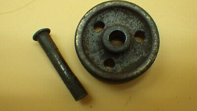 "Treadle Sewing Machine Replacement Caster Wheel Pin 3//16/""X1 3//4/"" Pin with clip"