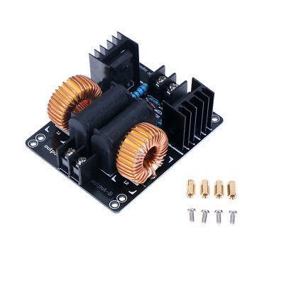 ZVS 1000W High Voltage Induction Heating Board Module Flyback Driver Heater RG