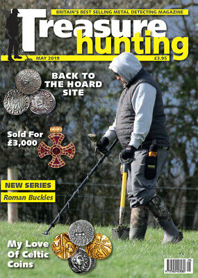Treasure Hunting Magazine May 2019