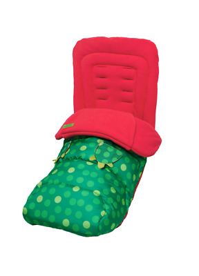 Cosatto Universal Footmuff Dino Mighty for Woosh Stroller BNIB