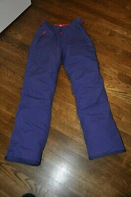 Mini BODEN Girls Sz 11-12 ALL-WEATHER Waterproof Ski Snow Winter Pants EUC