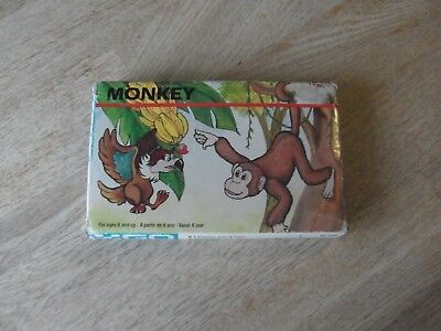 """Lcd game """" Monkey """" game watch"""