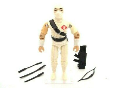 Action Force GI Joe Cobra ☆ STORM SHADOW v1 ☆ Figure Hasbro Vintage 100% 1984