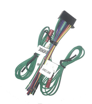 22PIN WIRE HARNESS FOR KENWOOD DDX-9705S DDX9705S * FREE FAST SHIPPING* A1 USA