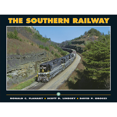 The SOUTHERN RAILWAY -- (NEW BOOK - Just Published Dec. 2018)