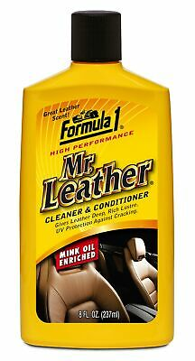 Formula 1 Mr. Leather Liquid, 8oz