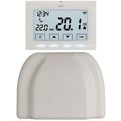 Perry Electric 1TXCR028WIFIKIT Kit Thermostat Programmable sans Fil pour