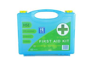HSE First Aid Catering Kit Premier 1-10 Person