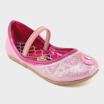 Shimmer and Shine Shoes Ballet Flats Pink Toddler Girls' size 5 - 6 - 7