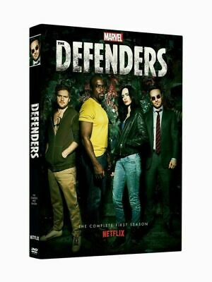 Marvel The Defenders Season 1 DVD - New & Sealed Fast & Free Postage