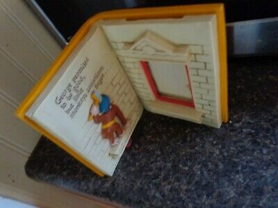 Baby Nursery Curious George Zozo Monkey Takes A Job Ceramic Photo Frame Decor