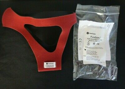 CareFusion PureSom Ruby Adjustable Chinstrap - TMS-09LADJ