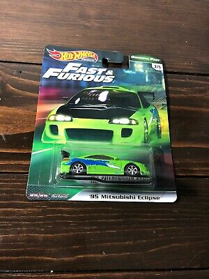 FAST/&FURIOUS /'95 MAZDA RX-7 #3//5☆red;real riders☆2019 Hot Wheels PREMIUM B