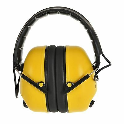 Portwest-electronic-ear-muff-yellow-one-size-pw45 Titre par Défaut