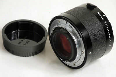 Nikon 2x Teleconverter TC-201 for F Mount lens Mint