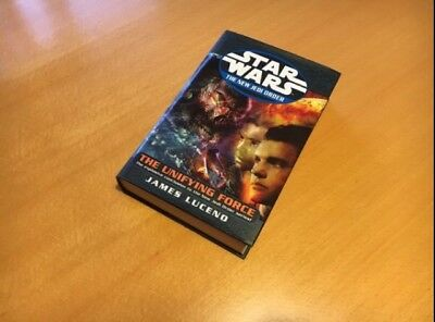 STAR WARS The New Jedi Order - The Unifying Force Book
