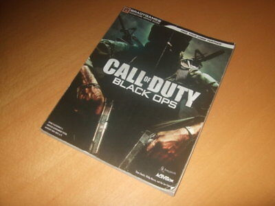 Call Of Duty BLACK OPS Official Game Guide BradyGames Signature Series 335 Pages