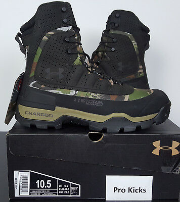 560b1bfa020 UNDER ARMOUR BROW TINE 2.0 1200g INSULATED Boots Size 11.5 Brand New ...