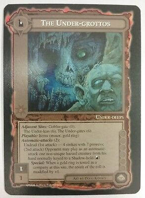 MECCG CCG Middle-earth The Under-grottos Balrog MEBA MINT