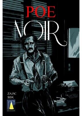 Poe Noir Systemic C2E2 Exclusive Variant Nm Edgar Allen Second Star Comics 2019