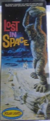 Polar Lights Lost in Space One-Eyed Monster Giant Boulders Robinson Family #5031