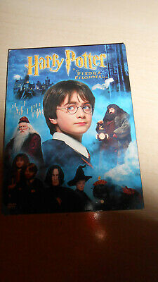 DVD HARRY POTTER Y LA PIEDRA FILOSOFAL Harry Potter and the Sorcerer's Stone 2DV