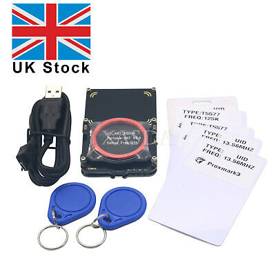 Update PM3 Proxmark 3 Easy 3.0 Kits ID NFC RFID Card Reader Smart Tool UK Stock*