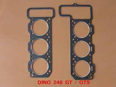 Ferrari Dino 246 Gt , Joints De Culasses , Head Gaskets Set , Zyl-Kopf Dichtung